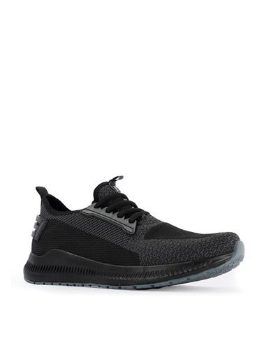 Slazenger Slazenger GIZA Sneaker Erkek Ayakkabı    Siyah